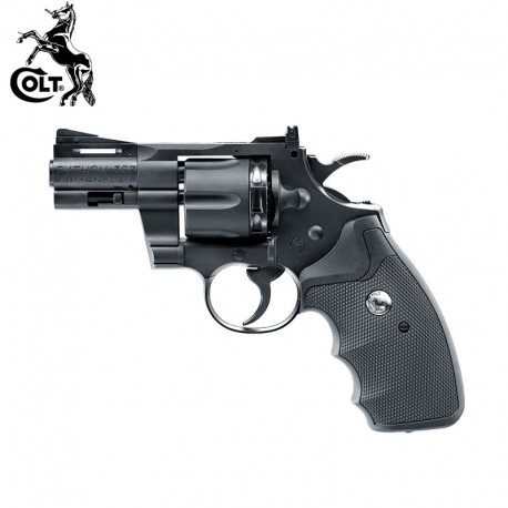 Colt Python 357 Revólver Mangum CTG 4.5mm Diábolos / BBS