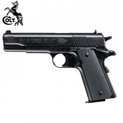 Colt Government 1911 A1 Pistola 4.5mm CO2