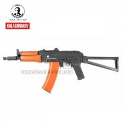 AK 74U Kalashnikov Full Metal - Madera - Cargador extra