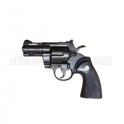 """Revólver phyton calibre .357, 2"""" de 1955"""