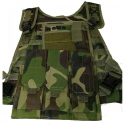 Tactical Assault Camo Vest