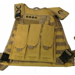 Tactical Vest Assault Tan