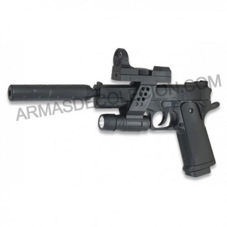 Pistola 053A Muelle