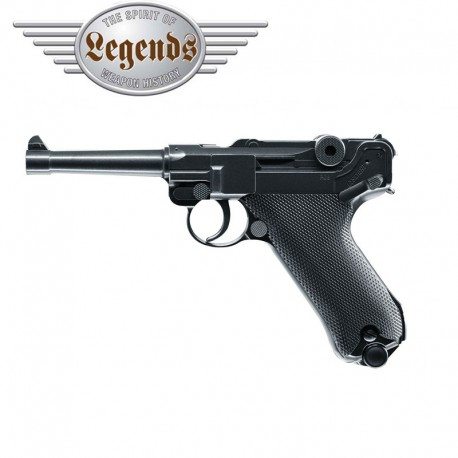 Umarex Legend Luger P08 6MM FULL METAL CO2