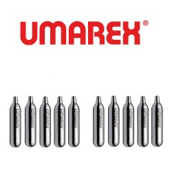 Cápsulas CO2 Umarex pack 10 unidades