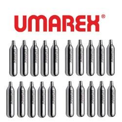 Cápsulas CO2 Umarex pack 20 unidades