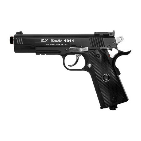 U.S COMBAT 1911 Full Metal Co2 4.5mm