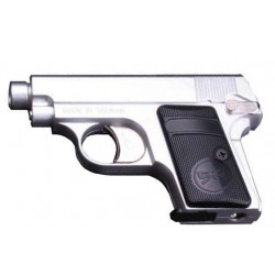 Pistola C25 Gas 6mm Cromada