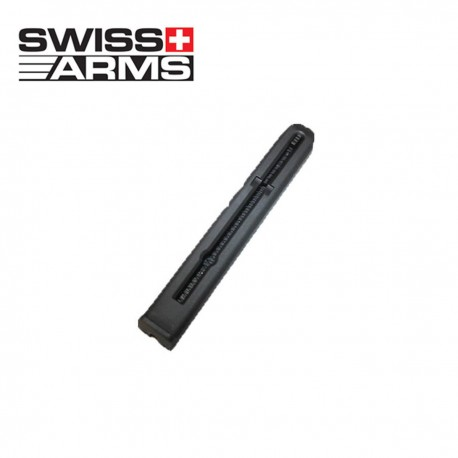 Cargador Pistola Swiss Armas CO2 1911 20 Bolas 4.5mm