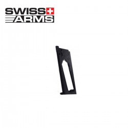 Arma do carregador Swiss Arms CO2 1911 18 Bolas 4.5mm