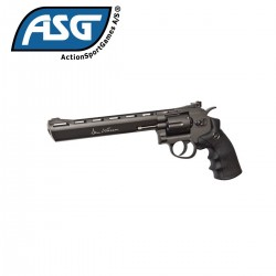 "Revolver ASG Dan Wesson 8"" CO2 1J Black"