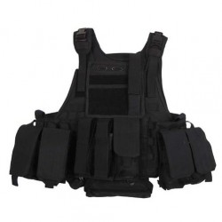 Tactical vest ADC 5.3 Black