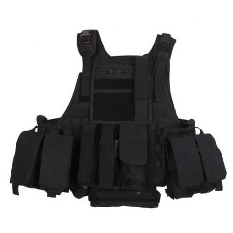 Tactical vest ADC 5.3 Black
