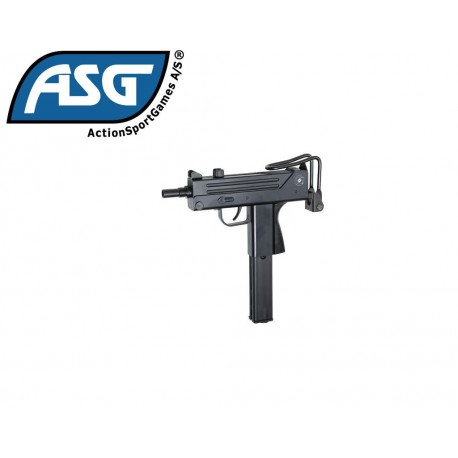 Fusil ASG INGRAM M11 CO2 6MM NEGRA