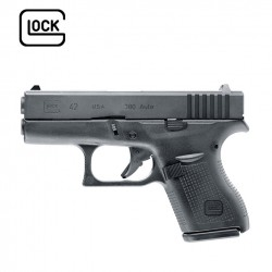 Glock 42 6mm - Gas - Blow Back - metal slide
