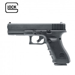 Glock 17 Gen4 - 6mm - Gas - Blowback - Metal Slide