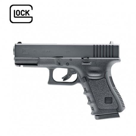 Glock 19 Cal 4.5mm CO2