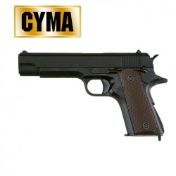 CYMA CM121 Tipo Colt 1911 Pistola Electrica 6MM