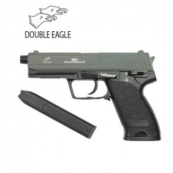 Double Eagle M81 Tipo USP Pistola Electrica 6MM