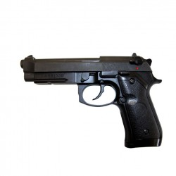 Bell 707 Tipo Beretta 92 Full Metal CO2 6MM Blowback