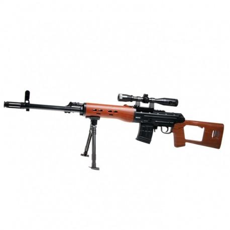 Rifle de muelle SVD