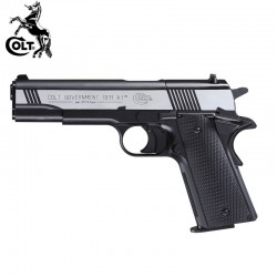 Colt Government M1911 A1 4.5mm CO2