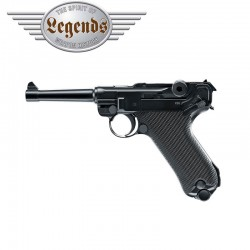 Legends P08 - 4.5MM - CO2 - Full Metal - Blowback