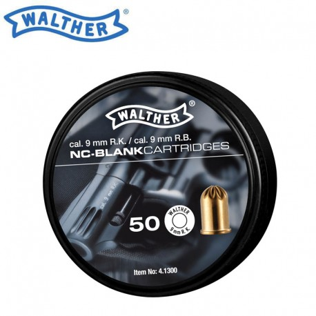 Walther Blank Cartridges