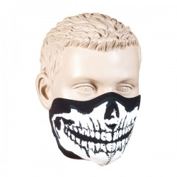 Mascara Tapaboca neopreno muerte