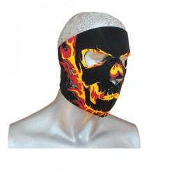 Mascara Tapaboca neopreno fuego