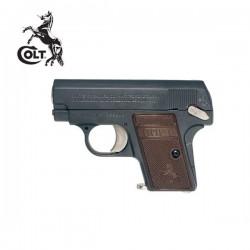 Colt Pistola 25 Mini Negra / Marron