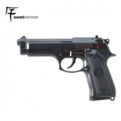 Saigo 92 ( Tipo Beretta 92) Pistola Gas con Blowback 6MM