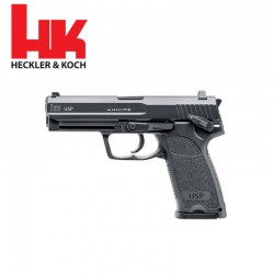 Heckler & Koch USP Pistol 4.5MM CO2 Blowback