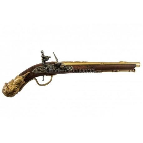 Pistola de chispa, Alemania S.XVII