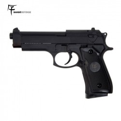 Saigo 92 ( Tipo Beretta 92 ) Pistola 6mm Mola