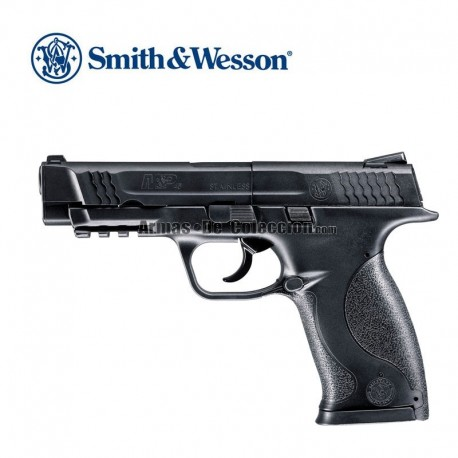Smith & Wesson M&P45 Pistola 4.5mm CO2 Diábolos