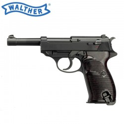 Walther P38 6MM Gas FULL METAL - BLOW BACK