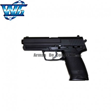 Sport 101 - Tipo Tipo H&K USP (P8). Pistola 6mm - CO2