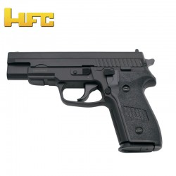 HFC Type Sig Sauer Black - Heavy Spring Gun - 6 mm.