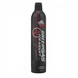 Green Gas with Silicone 600 ML