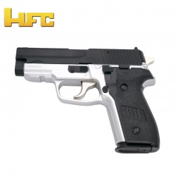 HFC Type Sig Sauer P228 BICOLOR - Heavy Spring Gun - 6 mm.