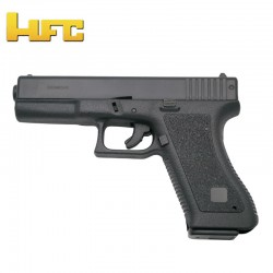 HFC Type Glock 17 - Heavy Spring Gun - 6 mm.