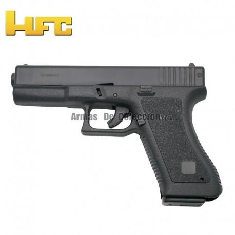 HFC Type Glock 17 - Heavy Spring Gun - 6 mm.