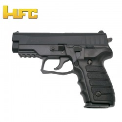 HFC Type Sig Sauer P227 Black - Heavy Spring Pistol - 6 mm.