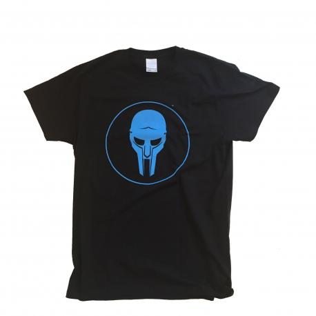 ADC T-shirt Black-Blue