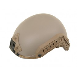FMA BALLISTIC SIMPLE URBAN TAN HELMET