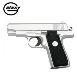 Galaxy G2 Chrome - Spring Gun - 6 mm Zinc Alloy