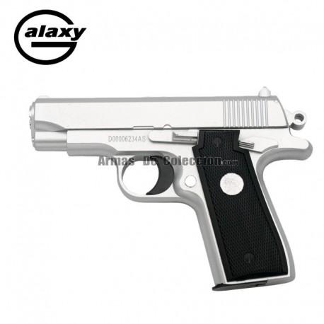 Galaxy G2 Cromada - Pistola Muelle - 6 mm _ Aleación metal zinc