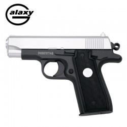 Galaxy G2 Bicolor - Pistola Muelle - 6 mm _ Aleación metal zinc