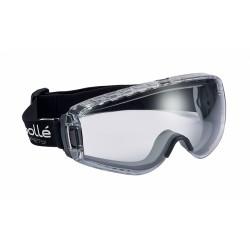 Glasses Bolle Pilot II Platinum Transparent